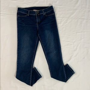 Juicy Couture Dark Wash Skinny Jeans Size 8